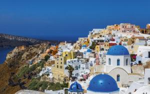 oia Santorini tour