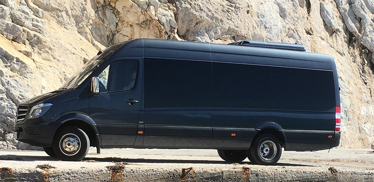 santorini private driver